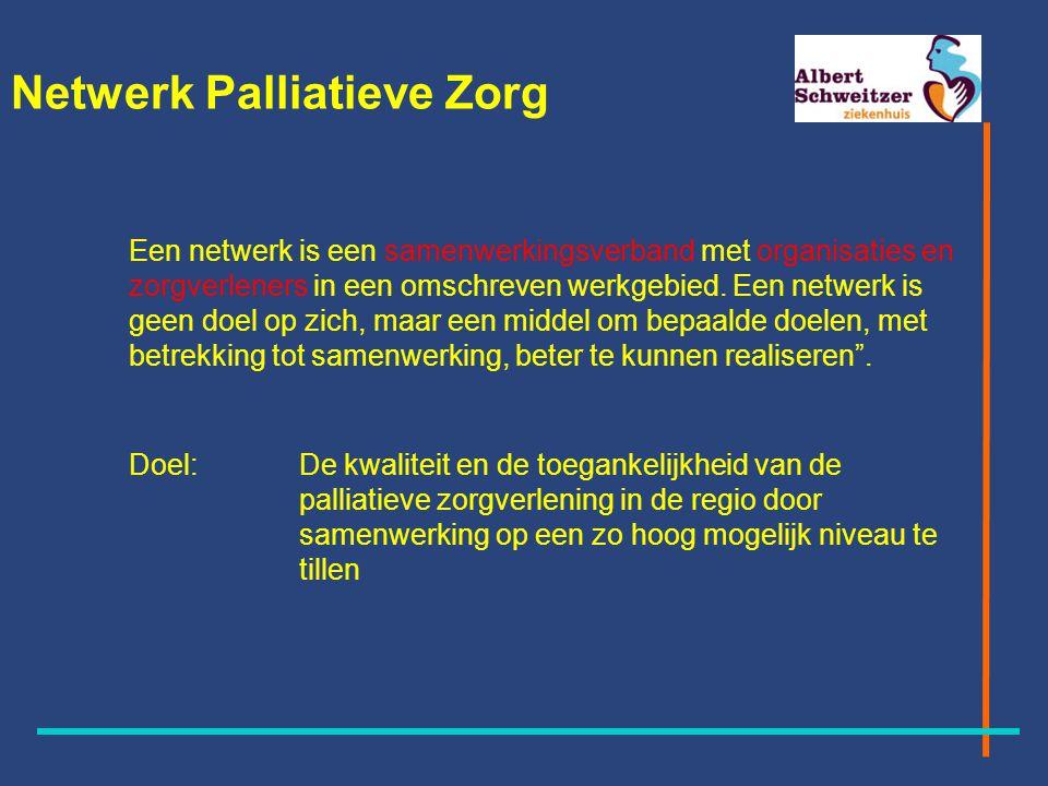 Netwerk Palliatieve Zorg