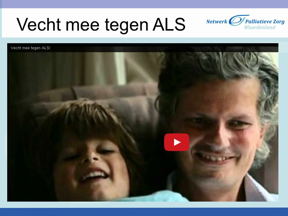 Vecht mee tegen ALS