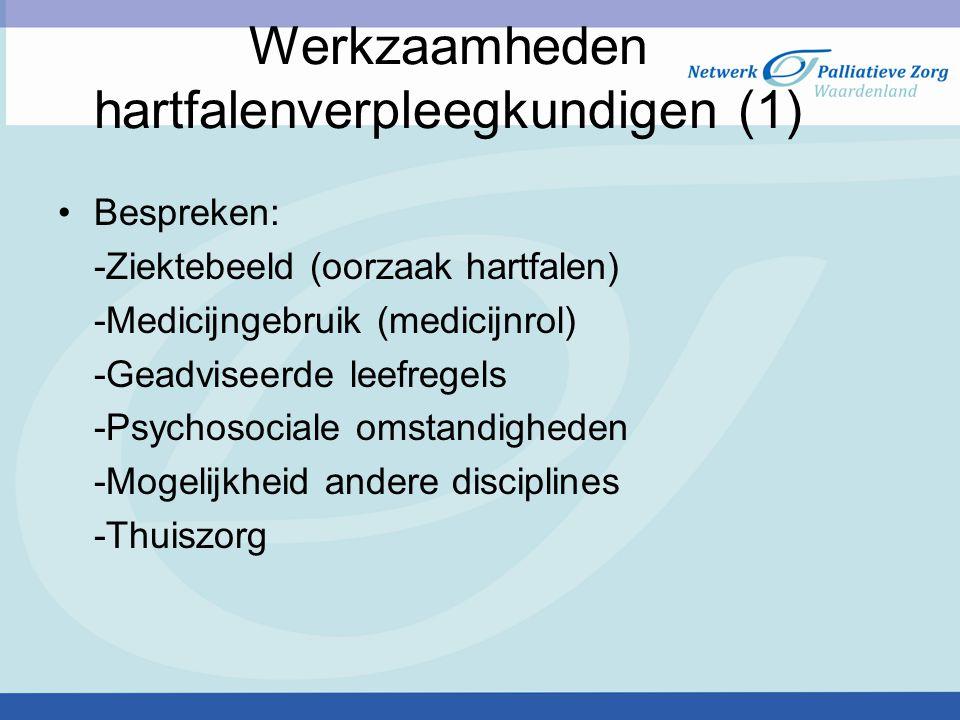 Werkzaamheden hartfalenverpleegkundigen (1)
