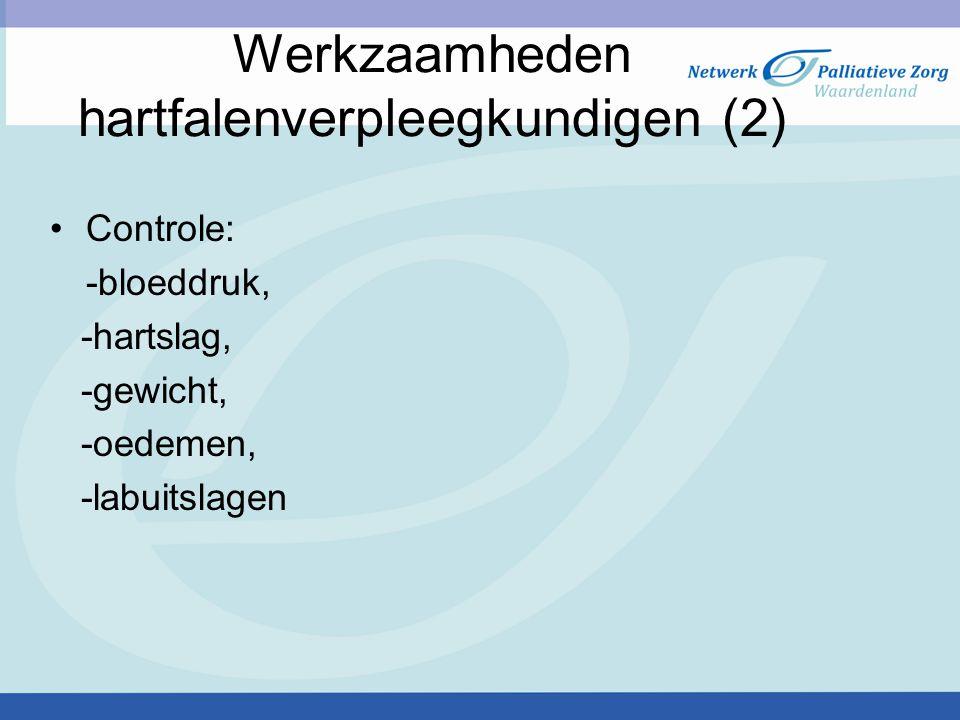Werkzaamheden hartfalenverpleegkundigen (2)