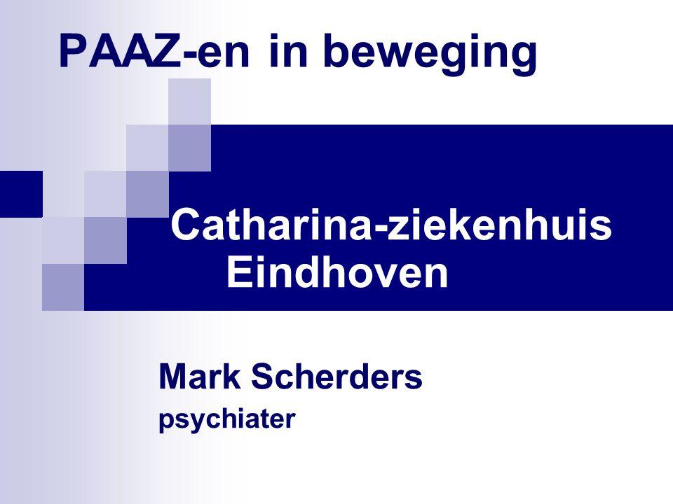 Catharina-ziekenhuis Eindhoven Mark Scherders psychiater