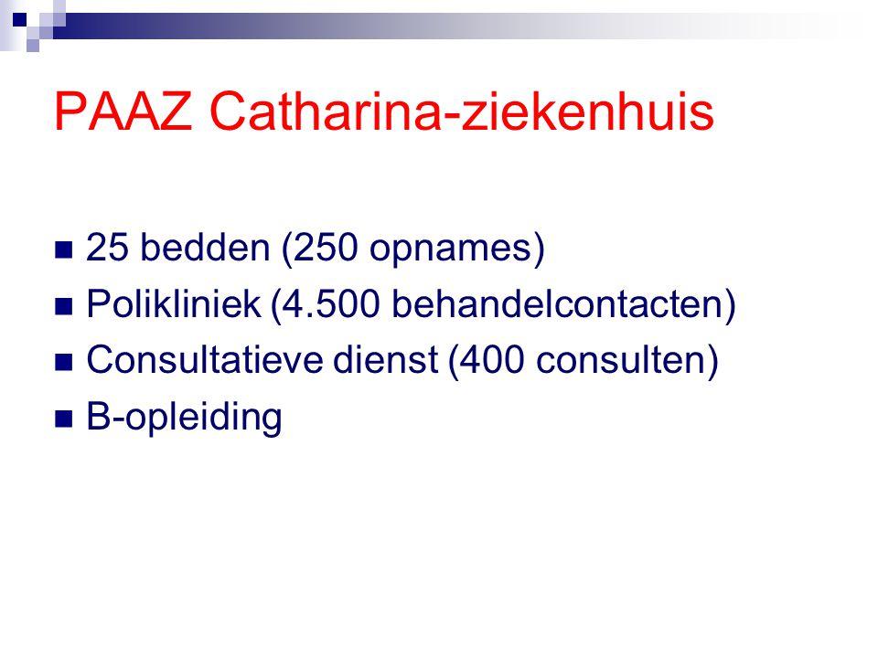 PAAZ Catharina-ziekenhuis