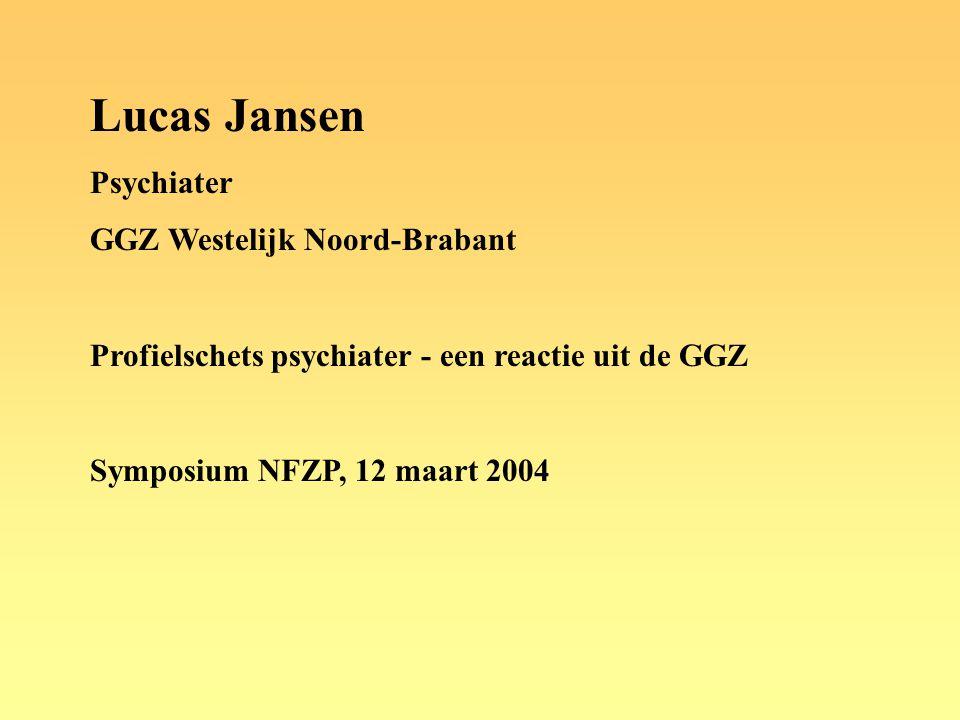 Lucas Jansen Psychiater GGZ Westelijk Noord-Brabant