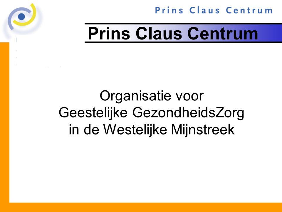 Prins Claus Centrum Organisatie voor Geestelijke GezondheidsZorg