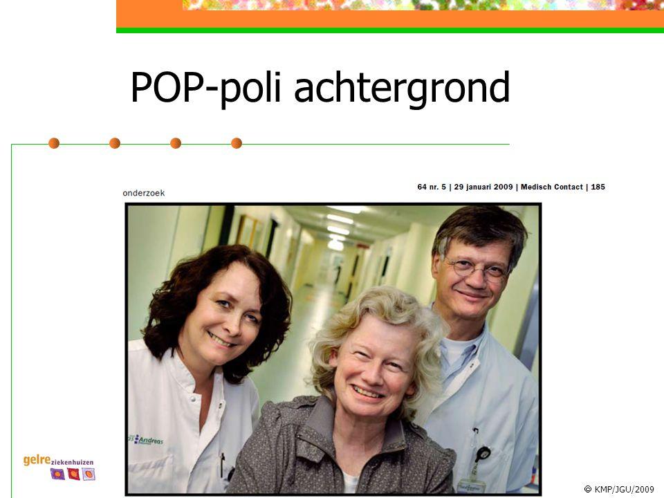 POP-poli achtergrond