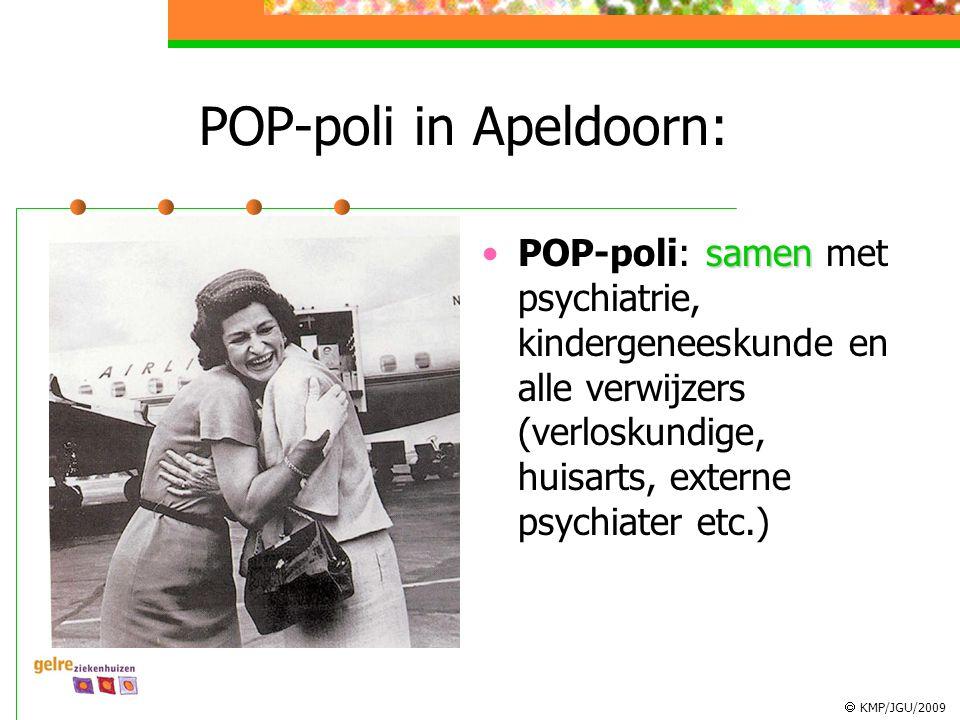 POP-poli in Apeldoorn: