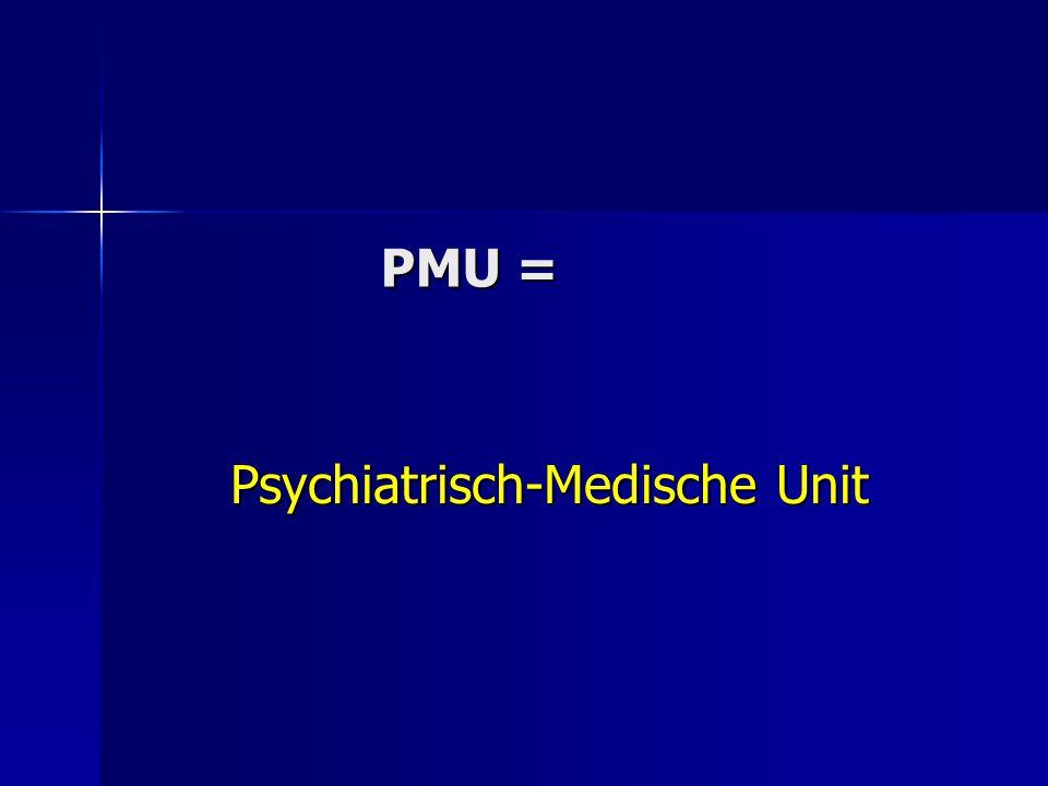 Psychiatrisch-Medische Unit