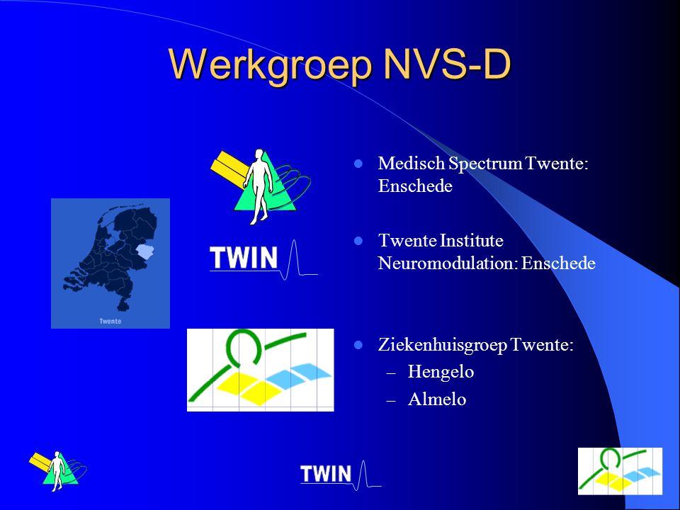 Werkgroep NVS-D TWIN Medisch Spectrum Twente: Enschede