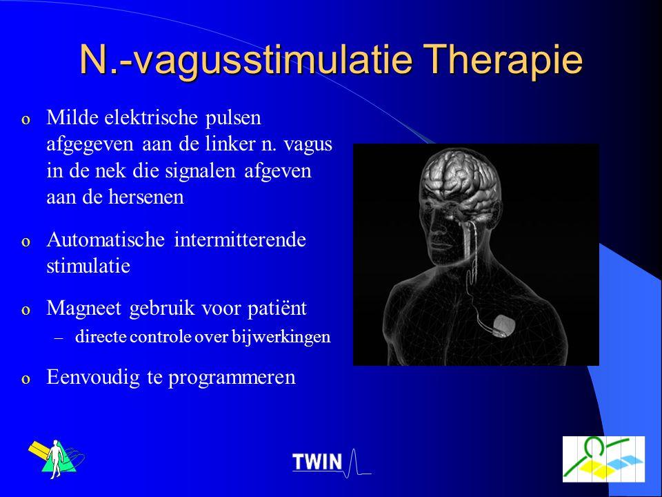 N.-vagusstimulatie Therapie