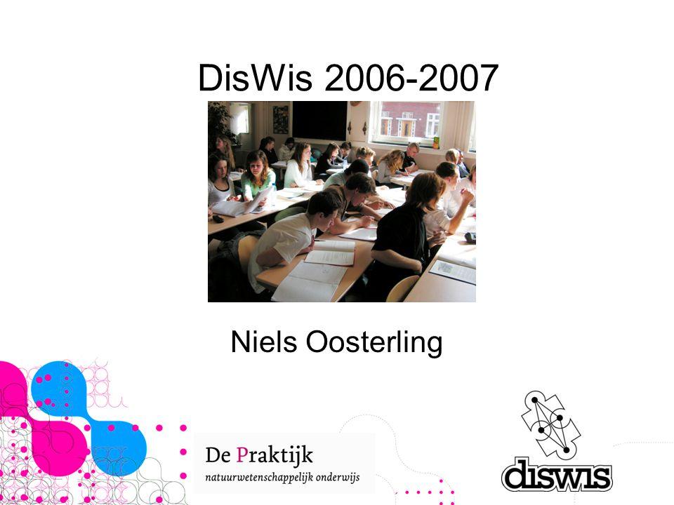 DisWis 2006-2007 Niels Oosterling