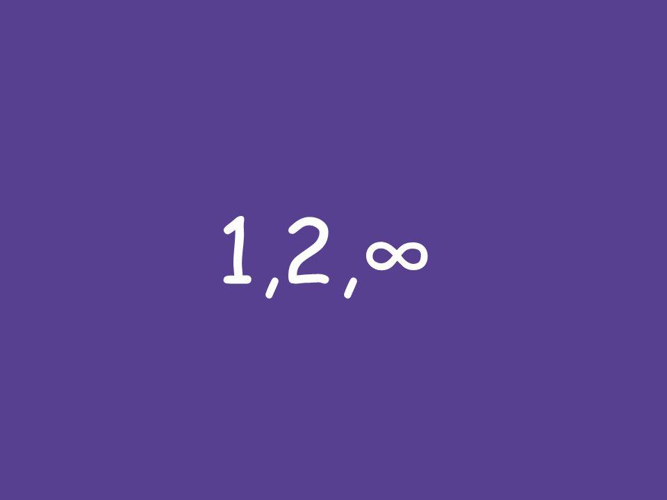 1,2,∞
