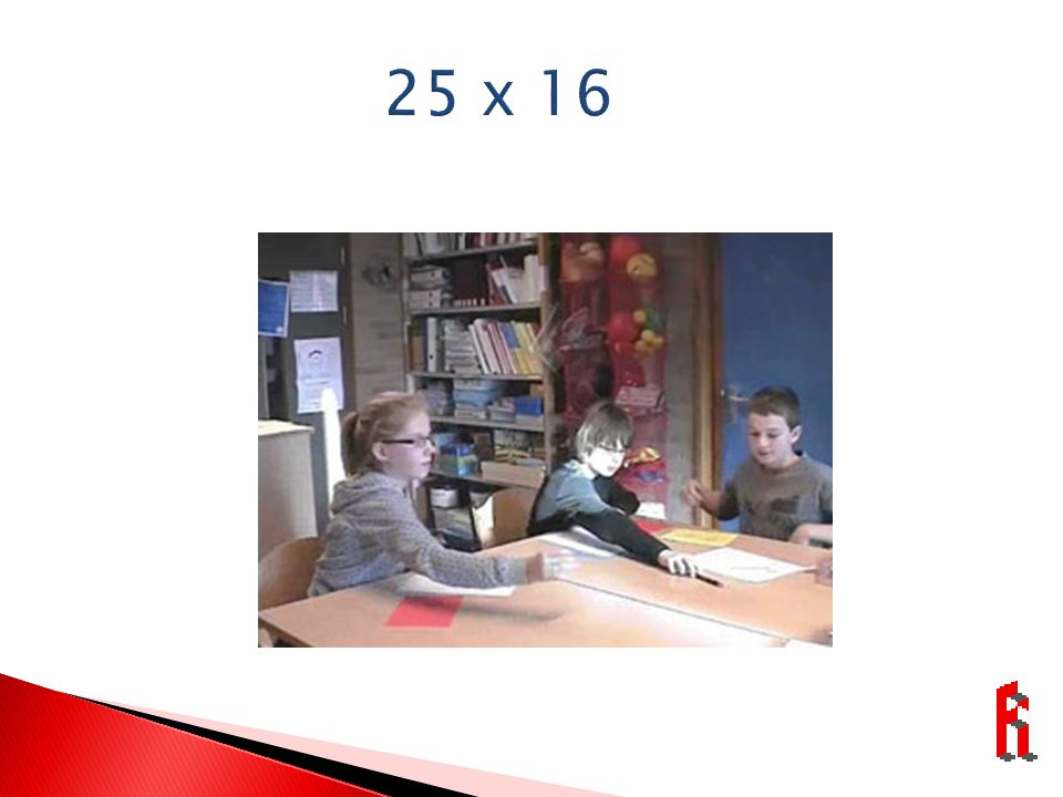 25 x 16 Video niet helemaal af laten spelen, alleen oplossing meisje + belinda