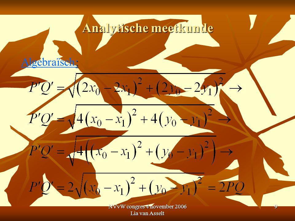 Analytische meetkunde