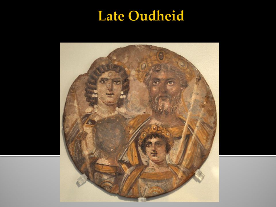 Late Oudheid