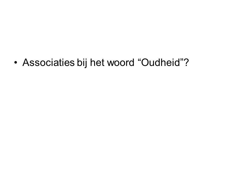 Associaties bij het woord Oudheid