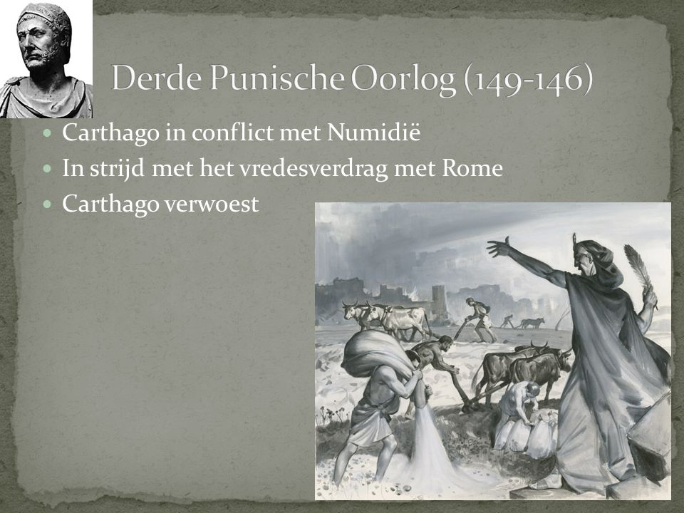 Derde Punische Oorlog (149-146)