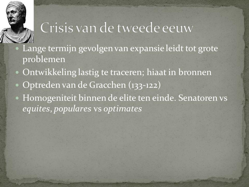 Crisis van de tweede eeuw