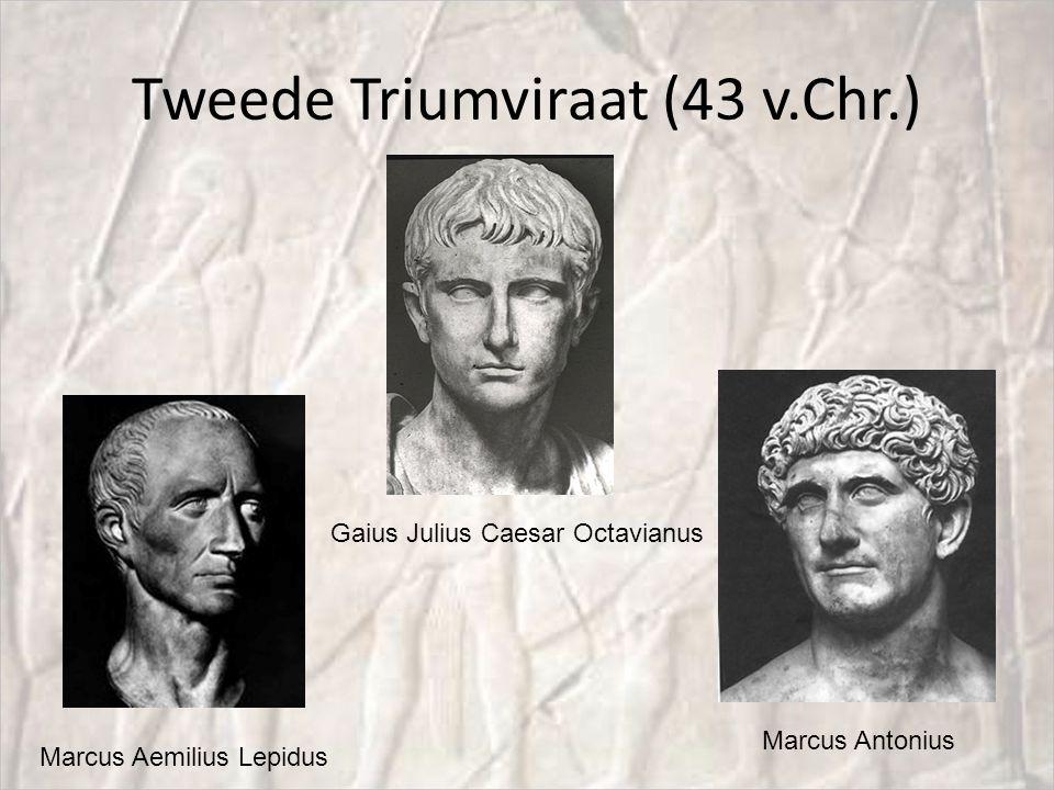 Tweede Triumviraat (43 v.Chr.)