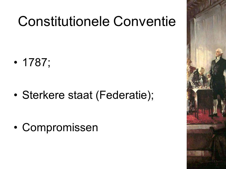 Constitutionele Conventie