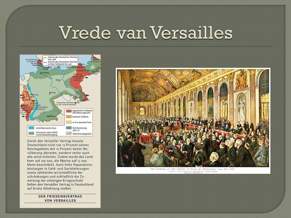 Vrede van Versailles