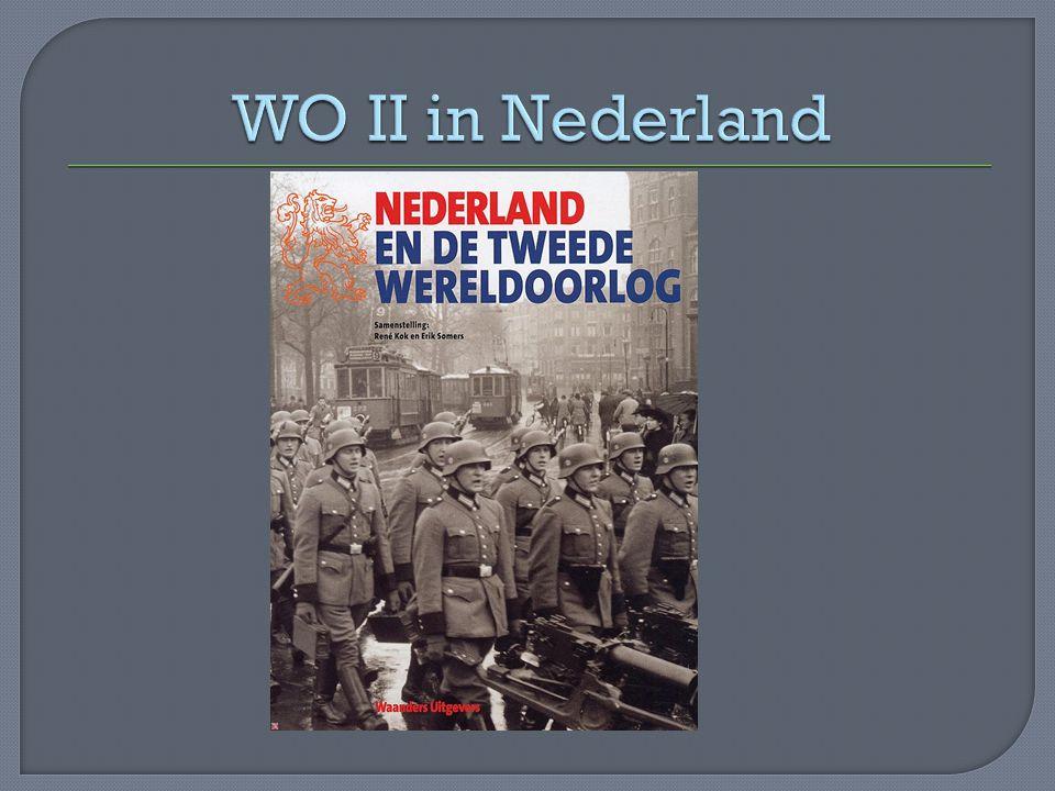 WO II in Nederland