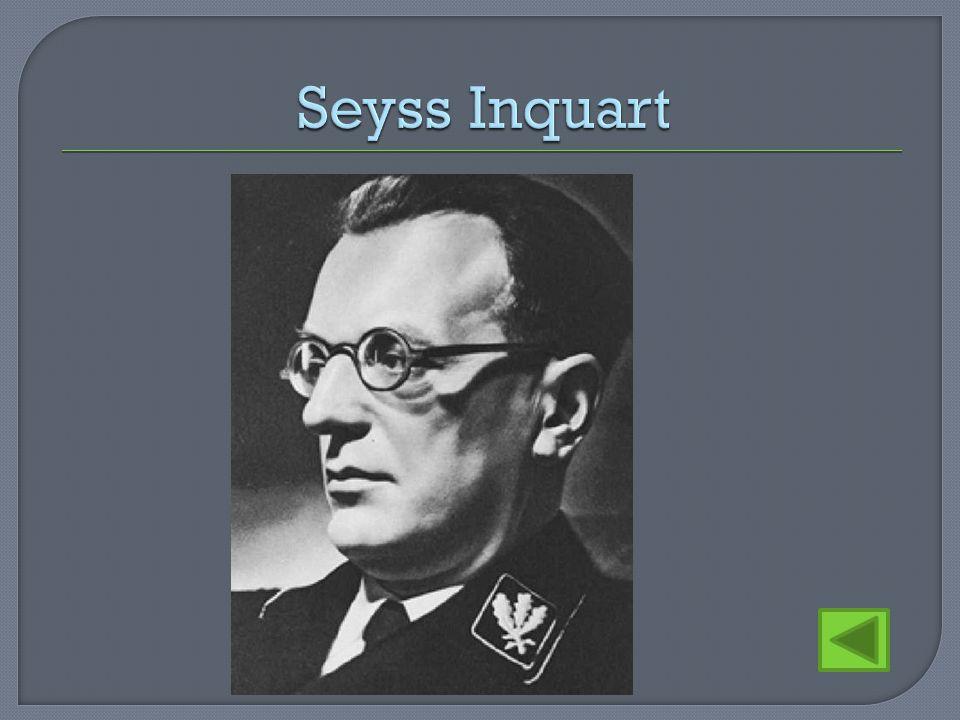 Seyss Inquart