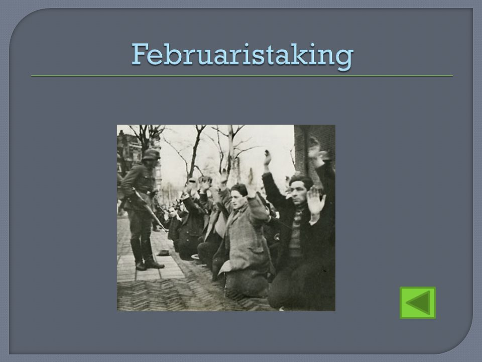 Februaristaking