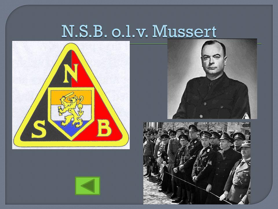 N.S.B. o.l.v. Mussert