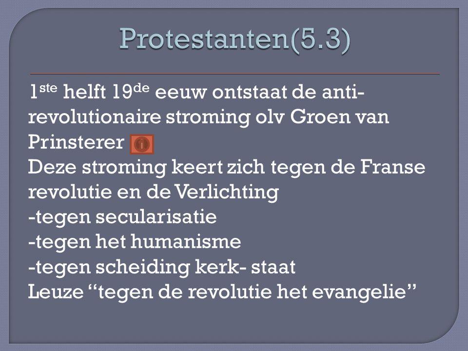 Protestanten(5.3)