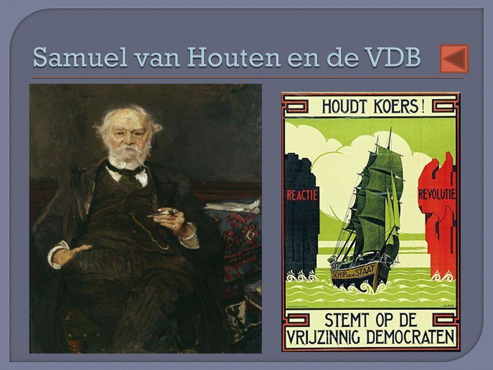 Samuel van Houten en de VDB