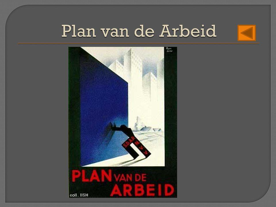 Plan van de Arbeid