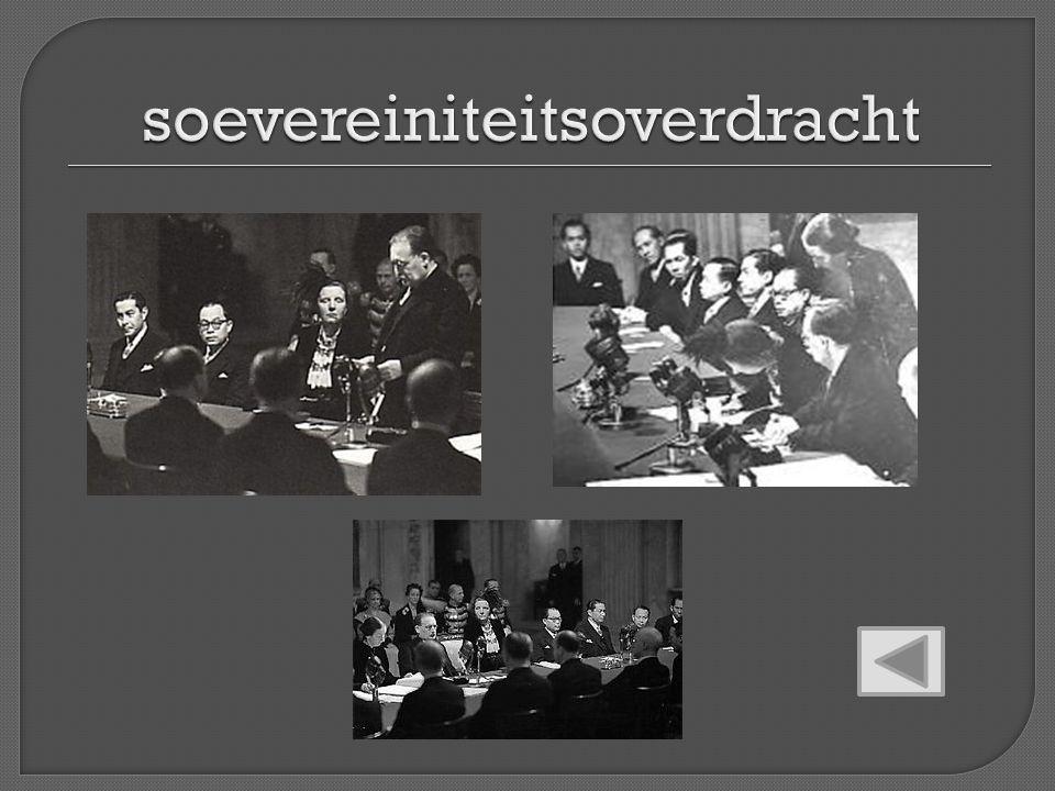 soevereiniteitsoverdracht