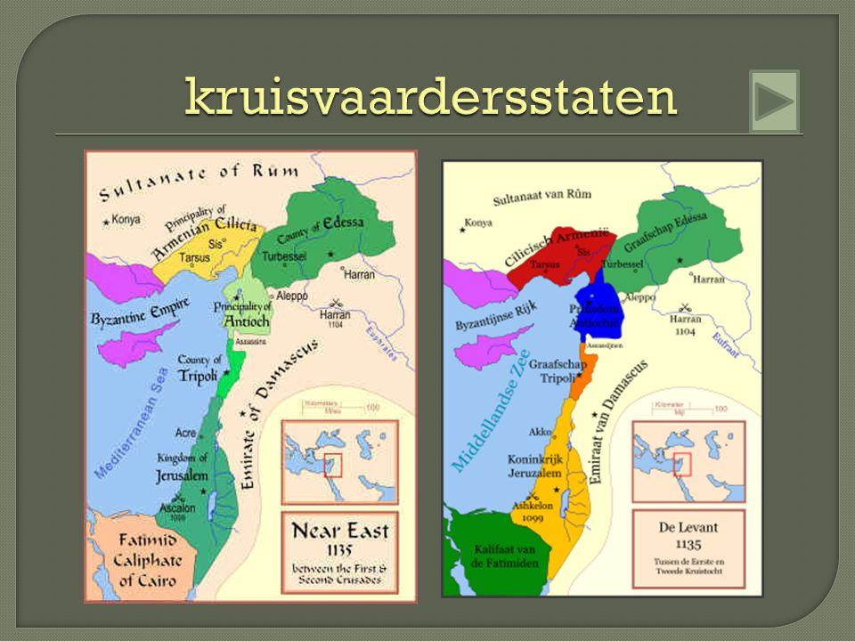 kruisvaardersstaten