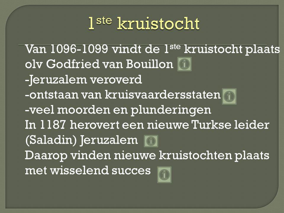 1ste kruistocht