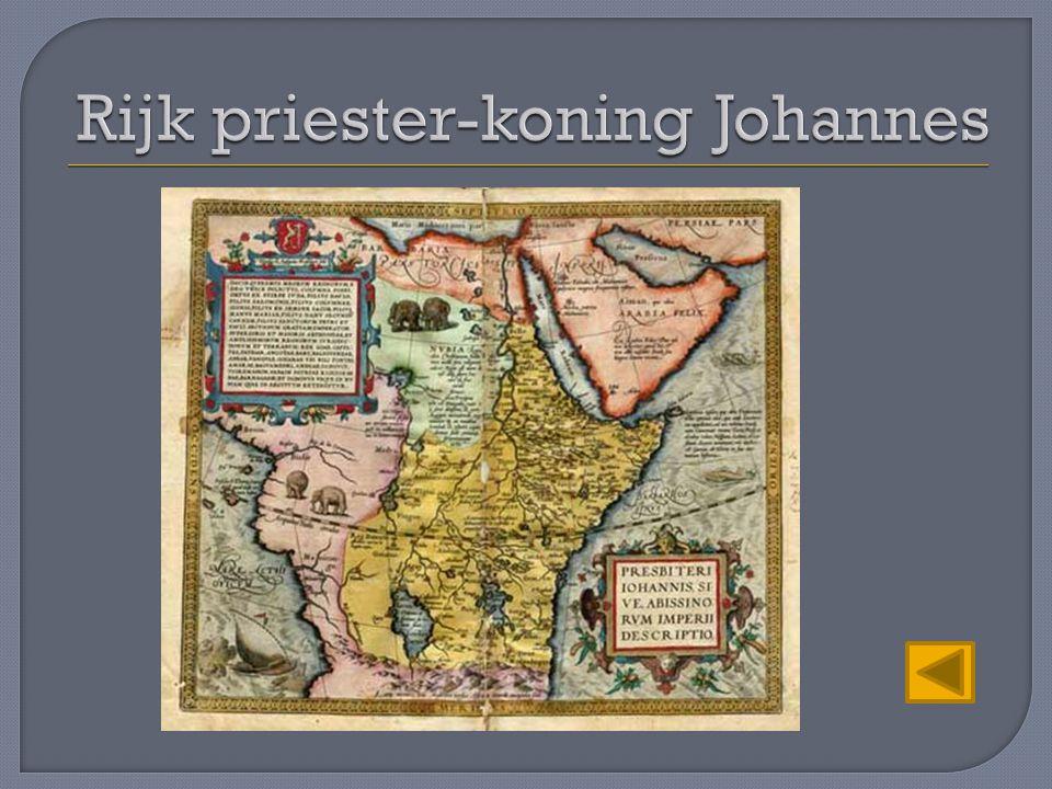 Rijk priester-koning Johannes