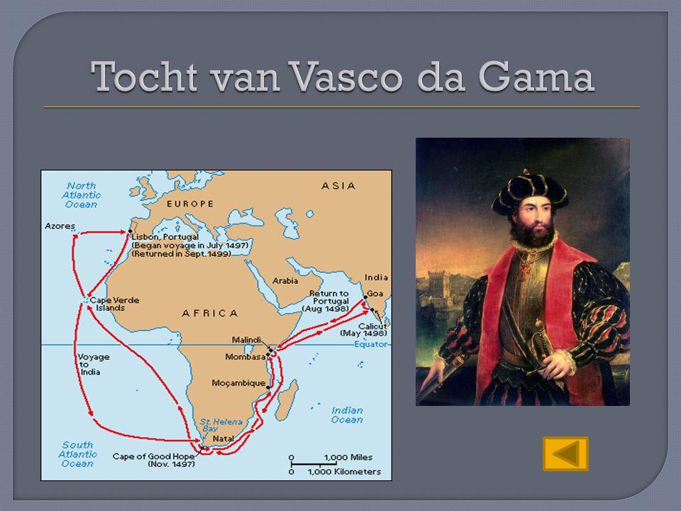 Tocht van Vasco da Gama
