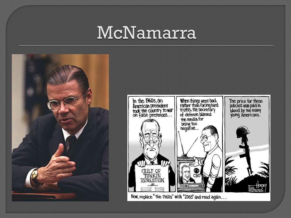McNamarra