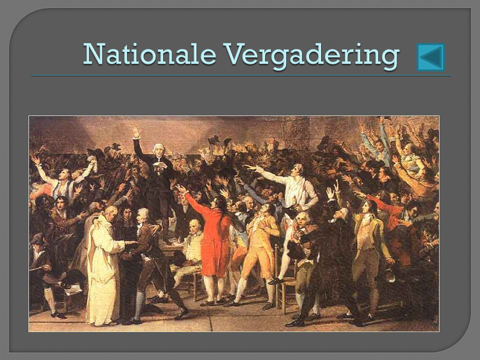 Nationale Vergadering