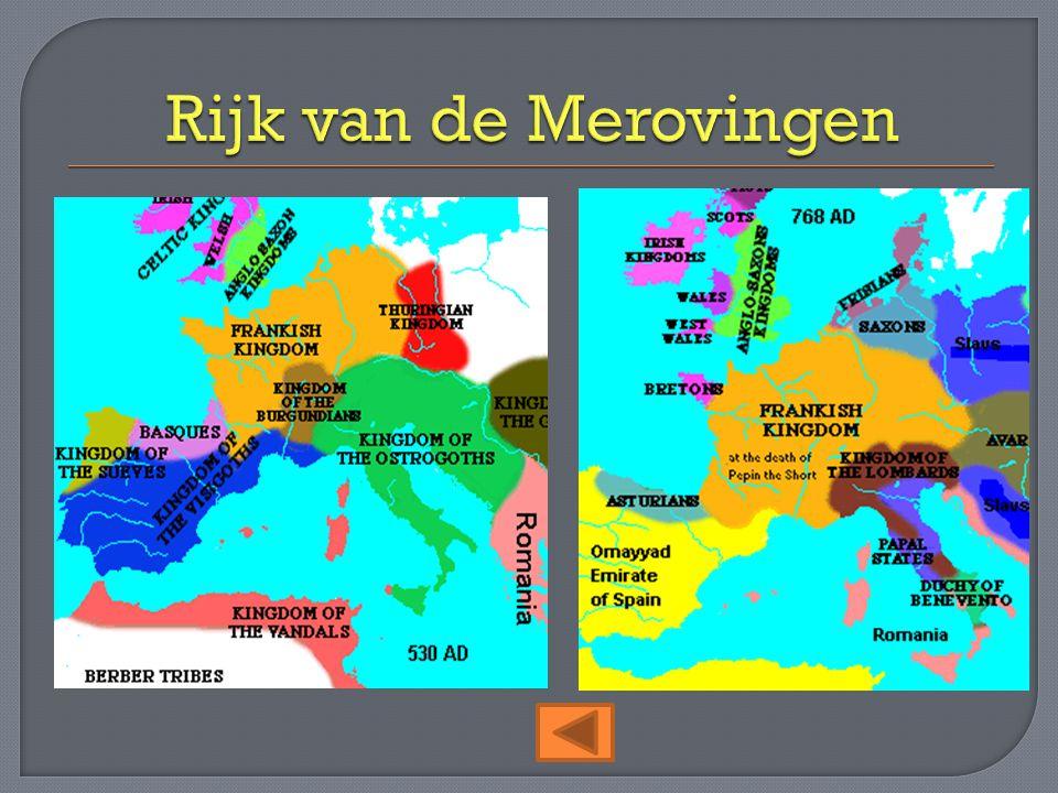 Rijk van de Merovingen