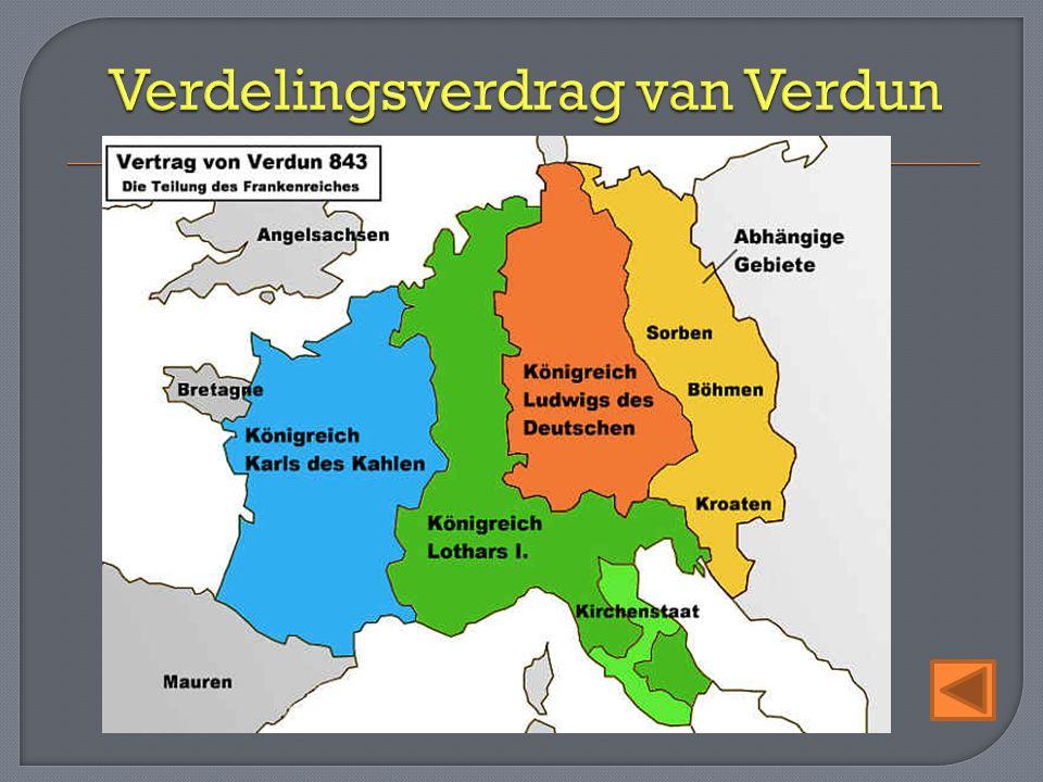 Verdelingsverdrag van Verdun