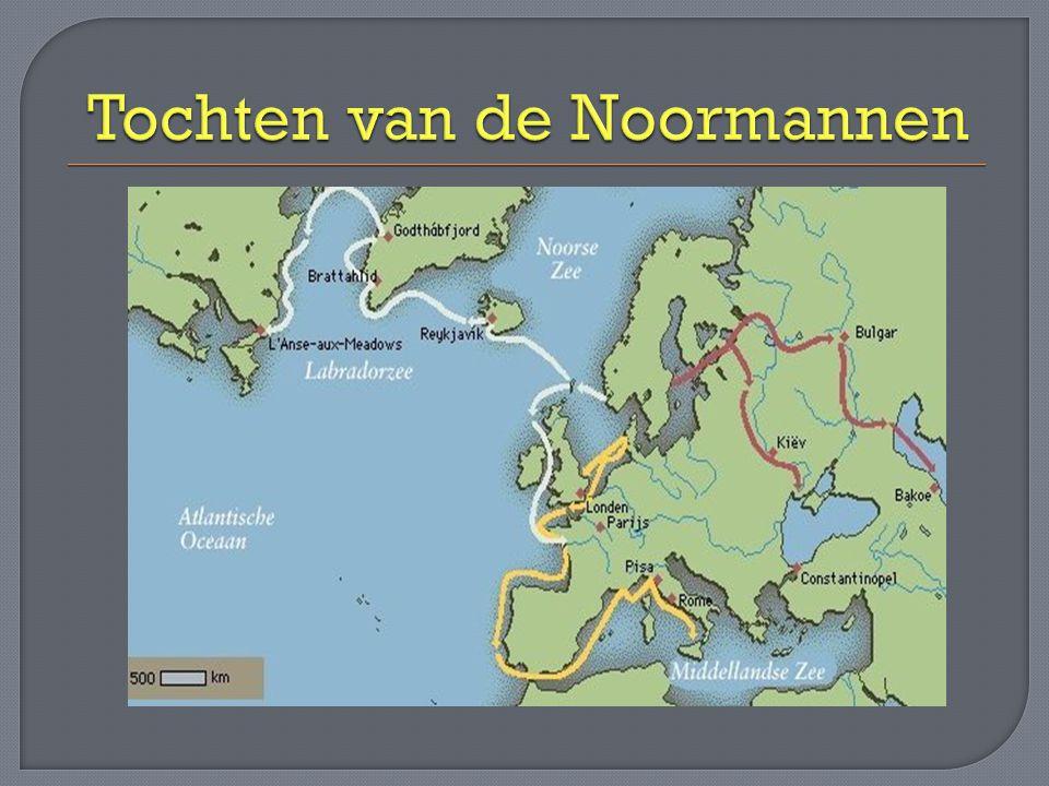 Tochten van de Noormannen