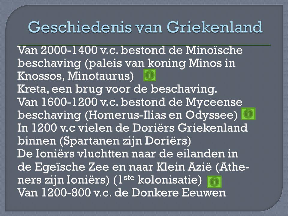 Geschiedenis van Griekenland