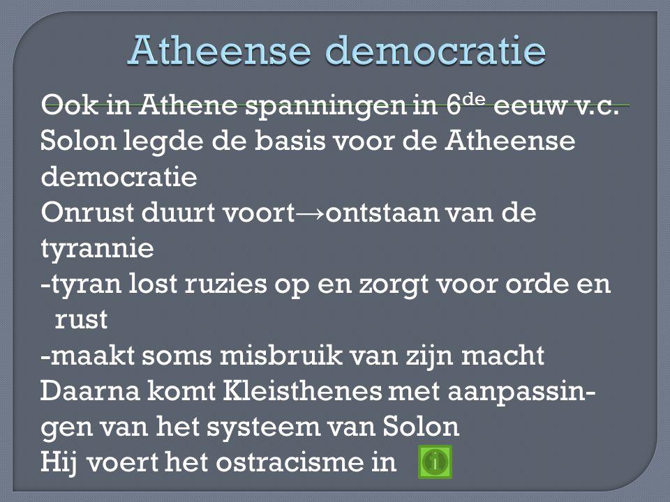 Atheense democratie