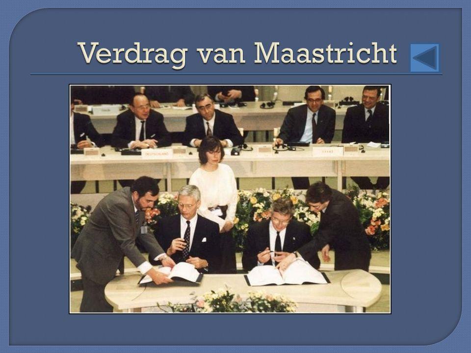 Verdrag van Maastricht