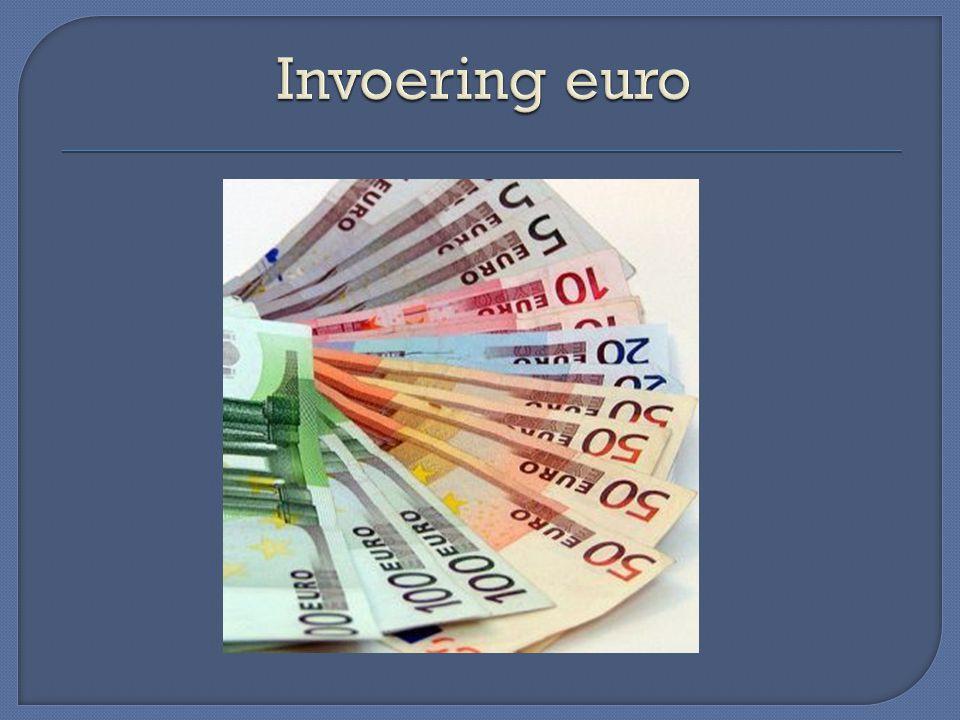 Invoering euro
