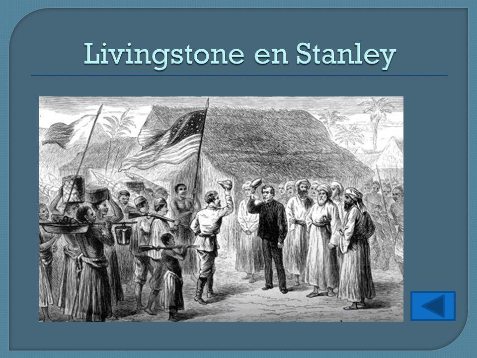 Livingstone en Stanley