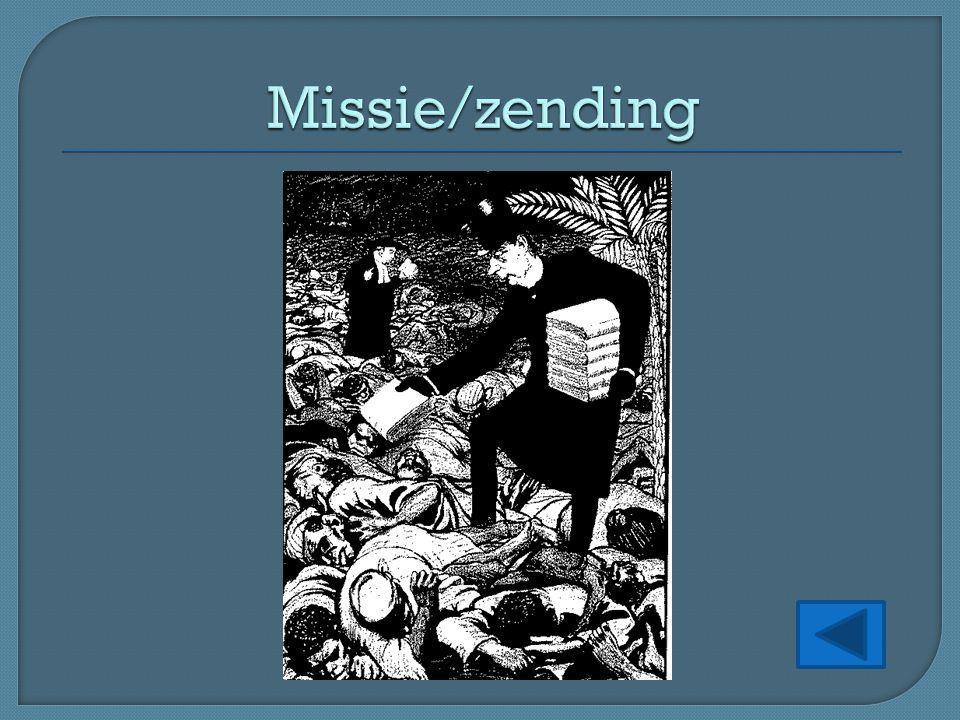 Missie/zending