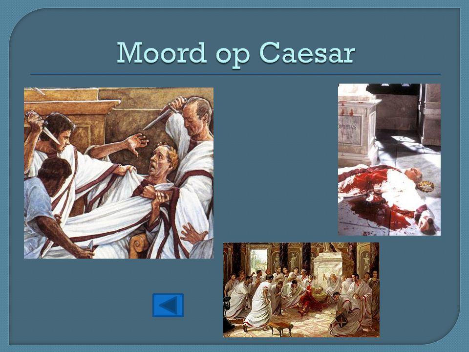 Moord op Caesar
