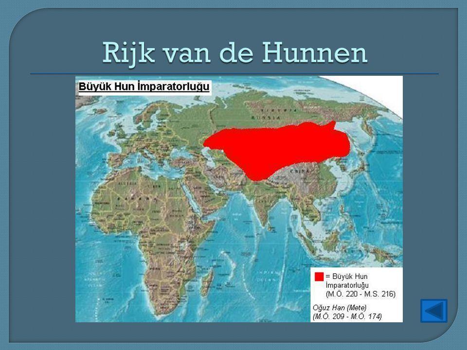 Rijk van de Hunnen