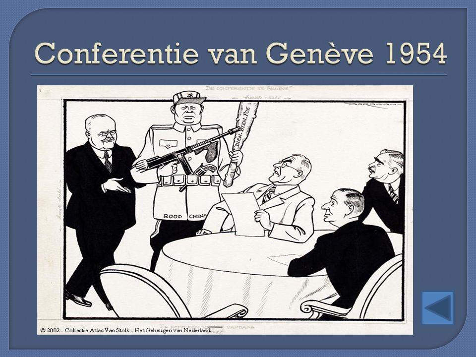 Conferentie van Genève 1954